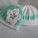 Sweetheart Baby Beanie pattern