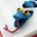 Snake Bookmark pattern