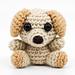Mini Dog Amigurumi pattern