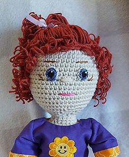 A Doll Like Me - customizable crochet doll pattern – Shiny Happy World | 320x264
