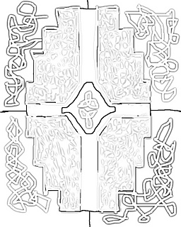 Print and use for colouring in.