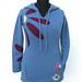 Alston Flower Show hoodie pattern