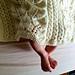 Sommerblad Babyteppe pattern
