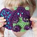 Baby Beaver Crochet Applique pattern