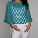 Elegant Lace (Poncho) pattern