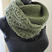 #164 Night and Day Eternity Scarf pattern