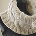 #120 Double Cabled Cowl pattern