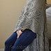 #201 Off-Kilter Lace Poncho pattern