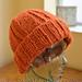 #136 One-Ball Cuffed Chunky Hat pattern