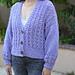 #311 Celeste Cardigan pattern
