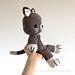 Coco the Amigurumi Kitty Cat Doll pattern
