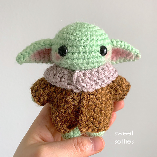 24 Amigurumi Doll Patterns of the First Week of April 2019 | 640x640