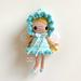Piper the Pixie Amigurumi Fairy Doll pattern