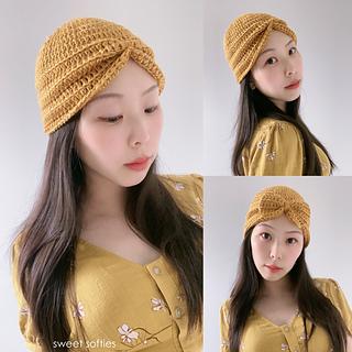 https://www.sweetsofties.com/2020/06/easy-ribbed-turban.html