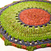 Round Rainbow Rug pattern