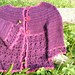 Roseline cardigan pattern