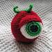 Psychotic Tomato pattern