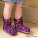 Chéries boots pattern