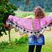 Open Spaces shawl pattern