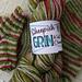 SuperNova Sock pattern