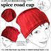Spice Road Cap pattern