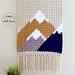 The Adirondack Wall Hanging pattern