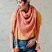 Josie Shawl pattern