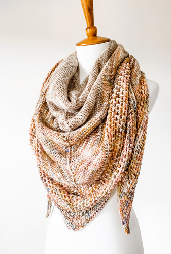 kristine favorited Loveland Shawl by Toni Lipsey