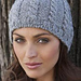 Giada Cabled Hat pattern