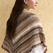 Simple Knit Shawl pattern
