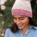 Waves of Color Hat pattern