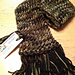 Camouflage Scarf by Go-Girl Knitting pattern