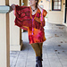 Meadowlark Shibori Jacket pattern