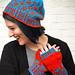 Ursa Minor Hat & Wristers pattern