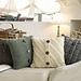 #29 Diagonal Rib Pillow pattern