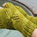 Summerhouse Wristers pattern