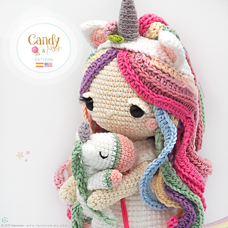 20 Most Amazing Unicorn Amigurumi Patterns   Crochet Arcade   320x320