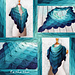 Baktus Scarf Dragonflight pattern