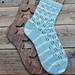 Snowflake Socks pattern