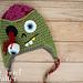 Zombie Hat pattern