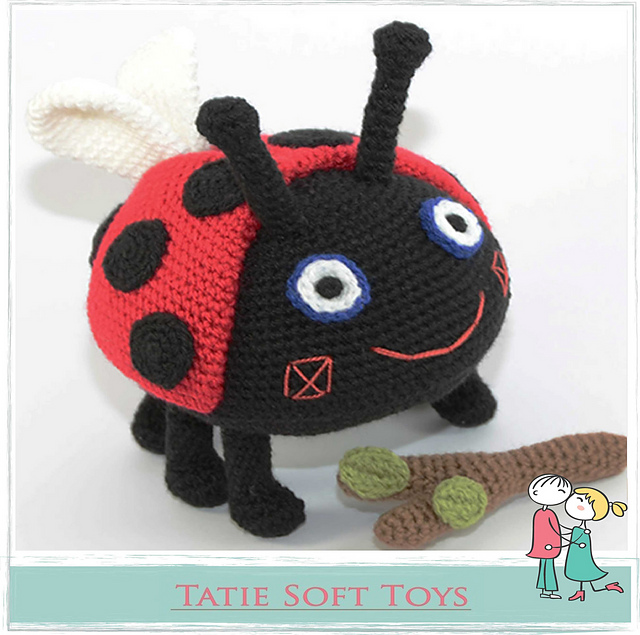 Miraculous Crochet Amigurumi of Ladybug and Cat Noir – So Good ... | 635x640