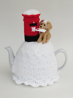 Meerkat Tea Cosy Knitting Pattern to knit your own Meerkat Tea Cosy
