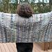 Textured Beaded Shawl pattern