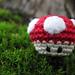 Super Chibi Mushroom pattern