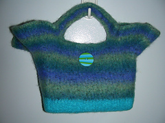 Flared Buttonhole Bag002