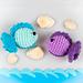 Amigurumi Fish Toy pattern