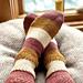 Magic Heel Socks DK pattern