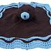 Sea Bear Blanket Buddy pattern