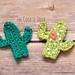 Cactus Appliqué pattern