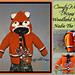 Nadie The Fox Sweater pattern
